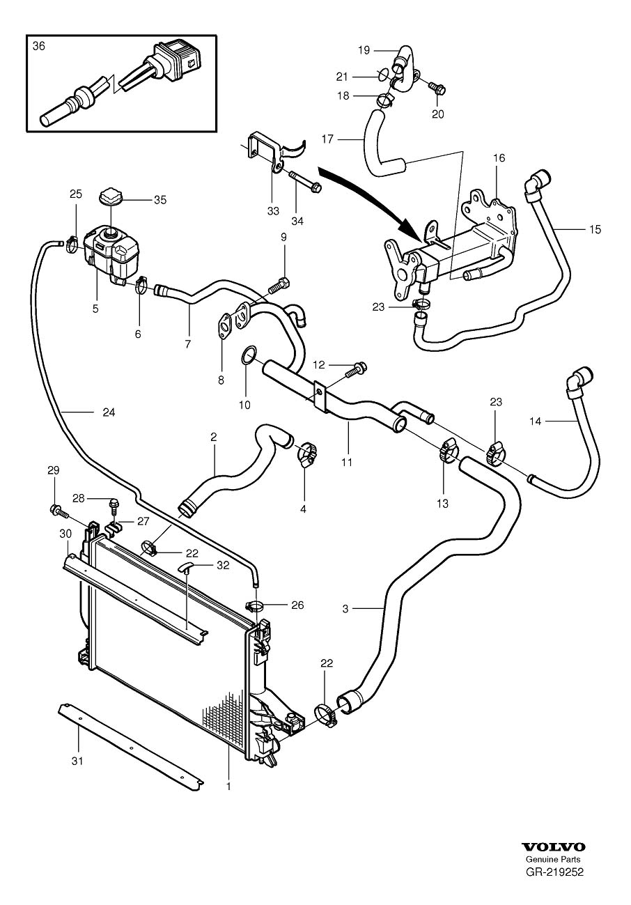 volvo v d engine diagram volvo wiring diagrams online